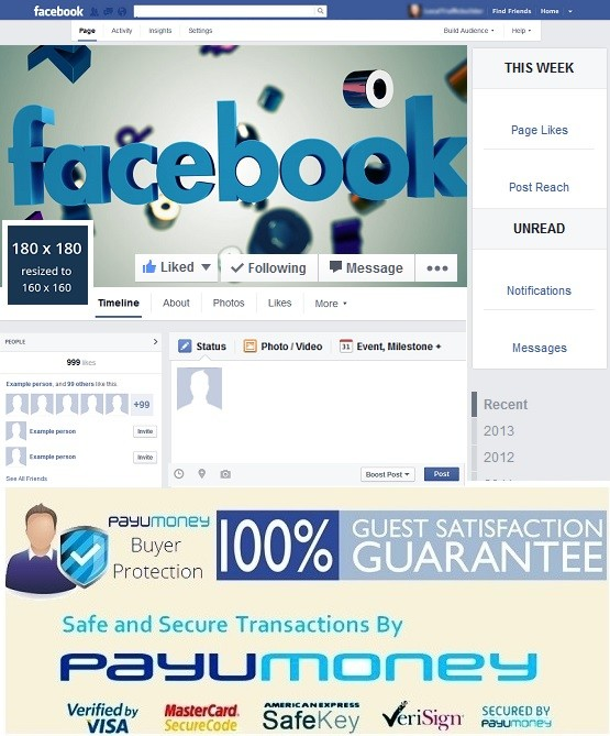 facebook business page cost,facebook-page-design,Delhi,mumbai,India,low,price,Africa