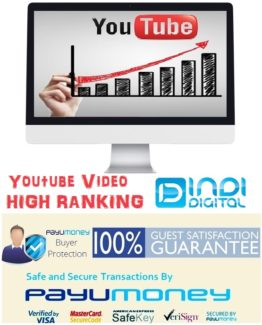 Youtube Video High ranking