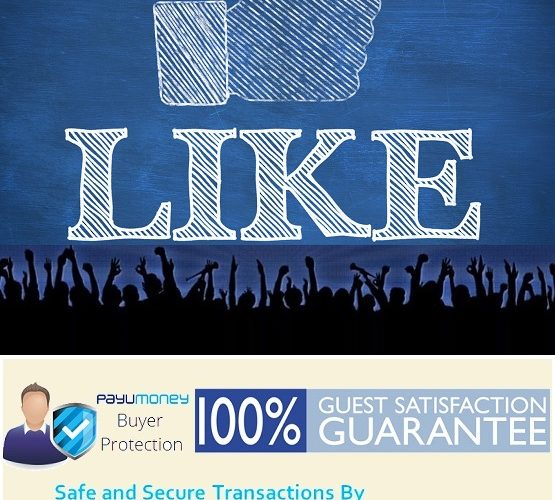 Buy FB Likes for your fan page or social media promotion