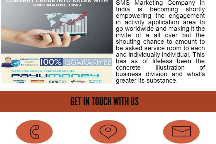 Get the best SMS Marketing Company in India