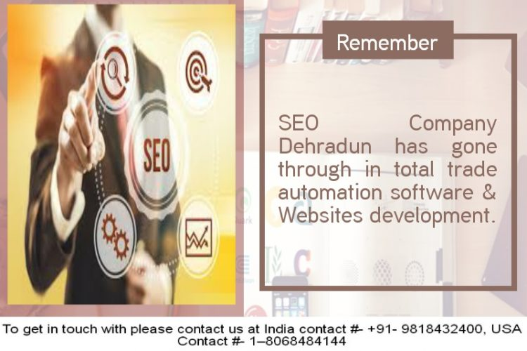 How to get hire one of the best SEO Company in Dehradun