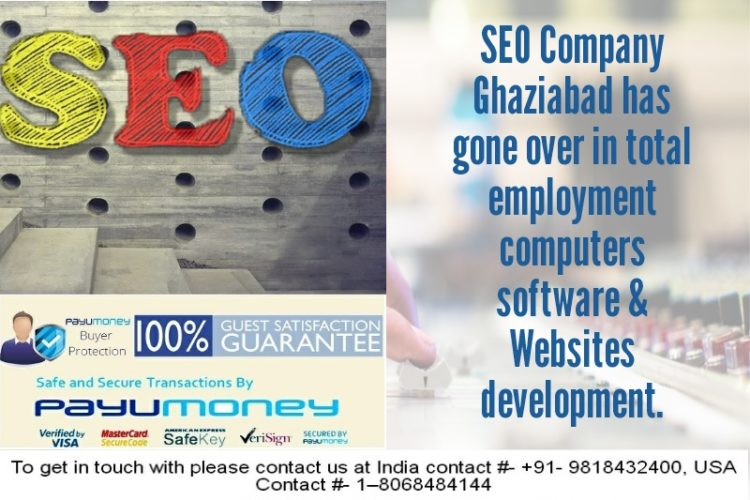Which is the leading SEO company in Ghaziabad