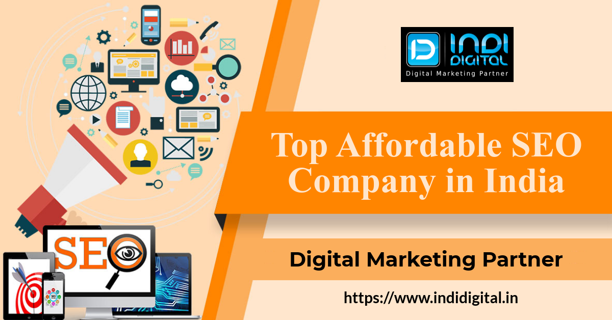 top Affordable SEO Company in India