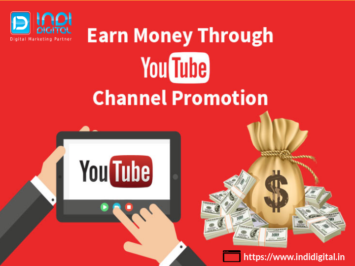 YouTube video promotion in India and USA