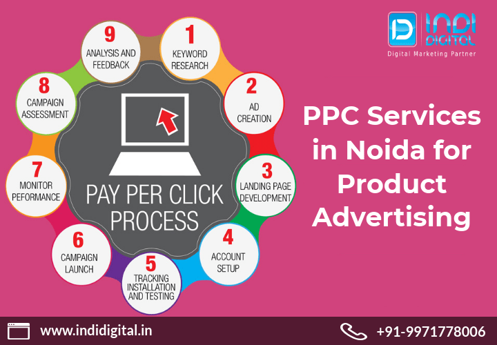 PPC services in Noida
