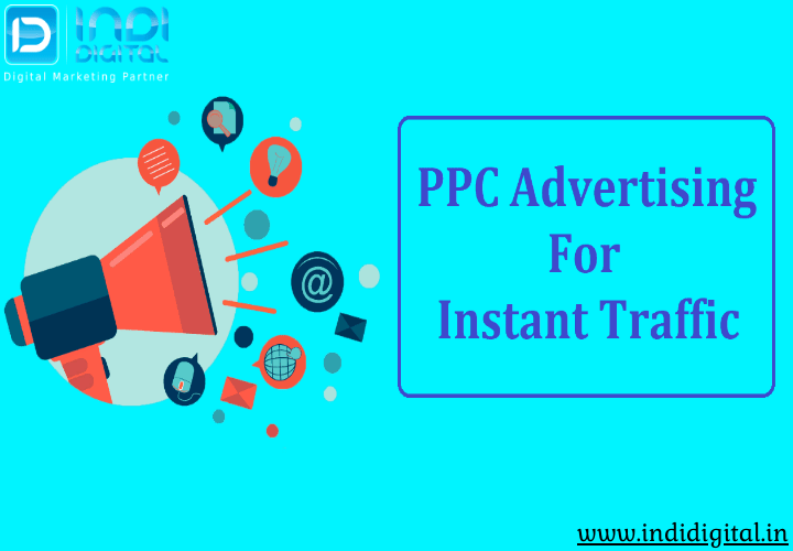 PPC, Indidigital, #indidigital, Pay Per Click advertising, Pay Per Click, advertising, PPC promotions, Google AdWords, Google, Bing, Advertising on Social Media, PPC Advertising on Social Media, PPC Marketing, Benefits of PPC, Benefits of PPC Marketing, Marketing, Increase leads and deals, Increase brand acknowledgment