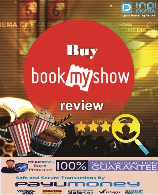 bookmyshow rating, bookmyshow ticket, bookmyshow review malayalam movie, bookmyshow app reviews, bookmyshow surat, bookmyshow review tamil, just tickets, bookmyshow hyderabad, buy BookMyShow review, increase movie rating, book the tickets, indidigital, 100% Real And Genuine Rating