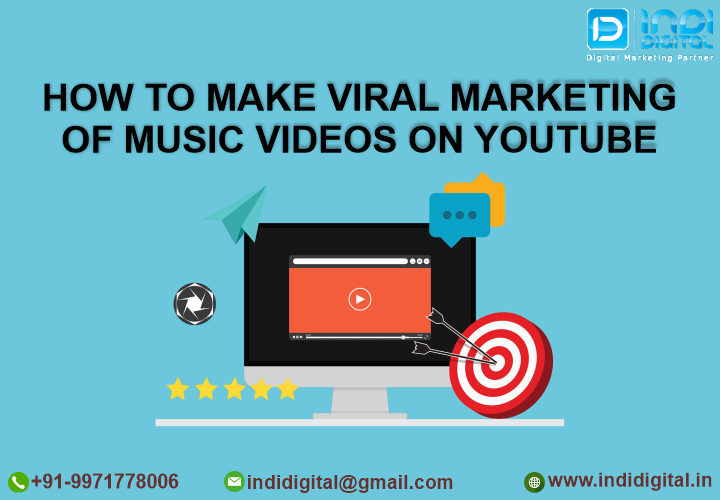 how to make a music video go viral on youtube, how to make a song go viral 2020, how to market a music video, how to market music on youtube, marketing of music videos, marketing of music videos on YouTube, music video promotion, music videos marketing on YouTube, music videos on YouTube marketing, Procedure of viral marketing of music videos on YouTube, Viral marketing of music videos, Viral marketing of music videos on YouTube, viral music marketing, viral music promotion