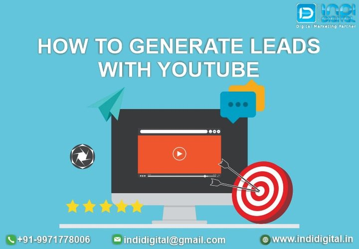 Compose Your Content into Playlists, Drive Website Traffic With YouTube Cards, Generate leads with YouTube, how to generate leads from youtube ads, how to use youtube for lead generation, lead generation campaign youtube, leads with YouTube, Send Traffic to Specialized Landing Pages, Share your videos widely, youtube lead, youtube lead extension