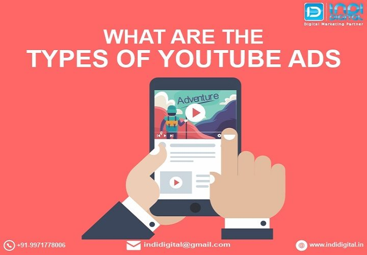 how many ads can you put on a youtube video, how to create discovery ads, Non-Skippable Video Ads, Overlay Ads, Skippable Video Ads, Types of YouTube ads, youtube discovery ads, youtube display ads, youtube trueview ads, youtube trueview bumper ads