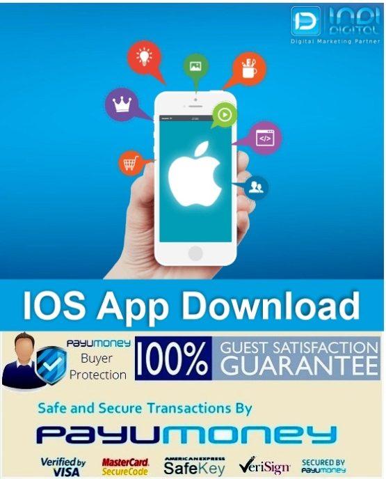 iOS App Download,iOS app download Company,iOS App Download Service,iOS app download service in India,indidigital