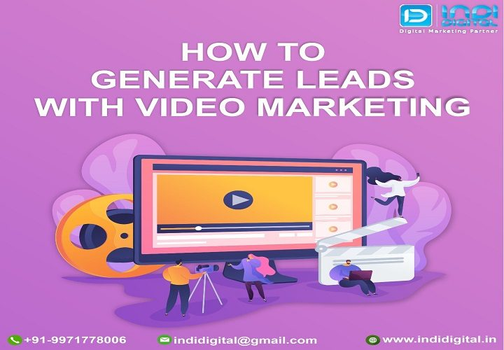How to generate leads with video marketing