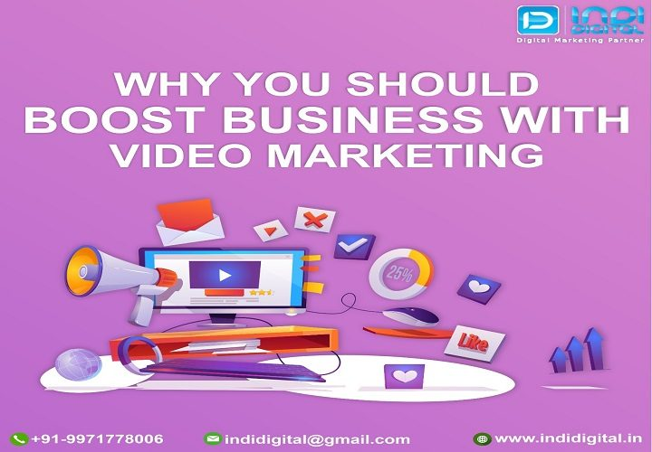 boost business with video, boost business with video marketing, build client engagement, business with video marketing, How to make a video to promote your business, Video marketing ideas for small business, Video marketing in digital marketing, Video promotion strategy, Why you should boost business with video marketing