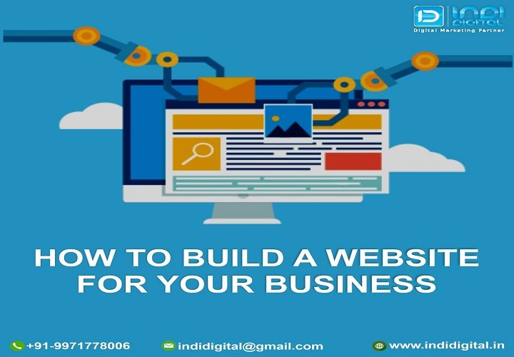Build a website, Build a website for your business, Creating a website for your business, How to create a professional website, importance of a website, Importance of a Website for Marketing, Tips on creating a website for a business, website for your business