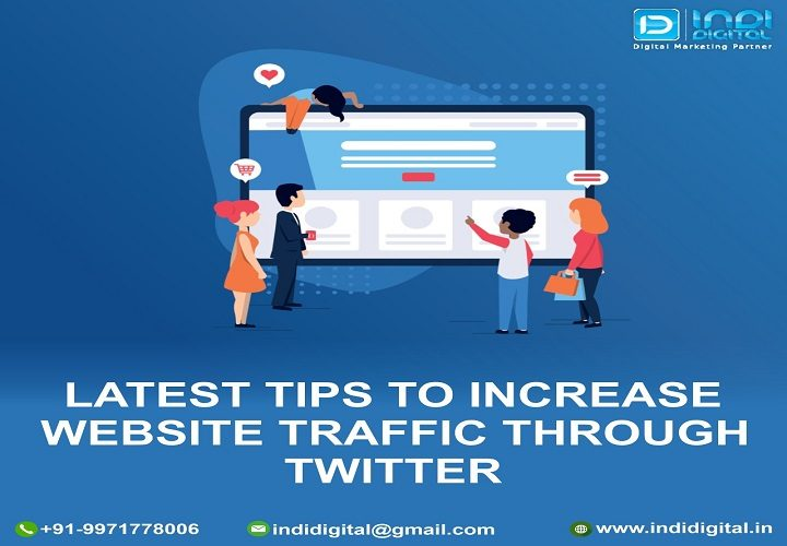 How to increase profile visits on Twitter, How to increase reach in Twitter, How to increase website traffic through twitter, How to use Twitter for blogging, increase website traffic, Increase website traffic through twitter, twitter for marketing, website traffic through twitter, Why we should use twitter for marketing