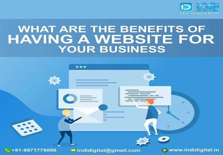 Benefits of a good website, Benefits of having a website, benefits of having a website for your business, Benefits of having a website statistics, Build A Status Of Your Brand, Establish Your Business Credibility, Improve Customer Service, The importance of having a website