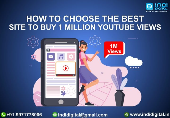 1 Million YouTube Views, Best site to buy 1 Million YouTube Views, best site to buy real YouTube views, Best site to buy YouTube views, Buying YouTube views, How to Choose the best site to buy YouTube views, Music video promotion packages, Music video promotion services, Video Promotion Company, Why Should We Get YouTube Views, YouTube channel video promotion Company, youtube marketing services, YouTube music video promotion service, youtube paid promotion india, YouTube promotion Agency, YouTube promotion company, YouTube promotion Packages India, YouTube video marketing company India, YouTube Video Promotion Company, YouTube video Promotion company in India
