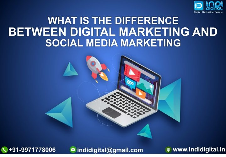 business marketing, Content Marketing, Difference between digital marketing and social media marketing, digital marketing and social media marketing, Digital Marketing VS Social Media Marketing, marketing and social media marketing, mobile marketing, online business marketing, PPC, SEO marketing, what is digital marketing, what is social media marketing, Which is better digital marketing or social media marketing