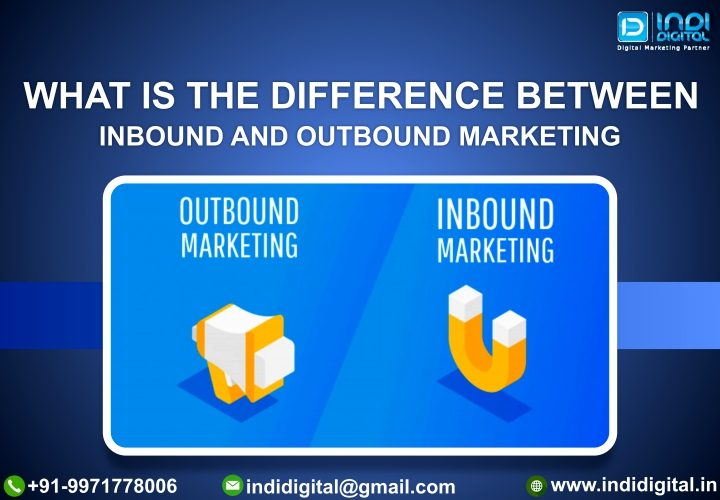 difference between inbound and outbound marketing, inbound and outbound, inbound and outbound marketing, Inbound and outbound marketing difference, Inbound vs outbound marketing B2B, Outbound Marketing, What is inbound and outbound process, What is inbound marketing, What is outbound Marketing